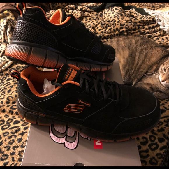 Telfin Safety Toe Boots Shoes   Poshmark